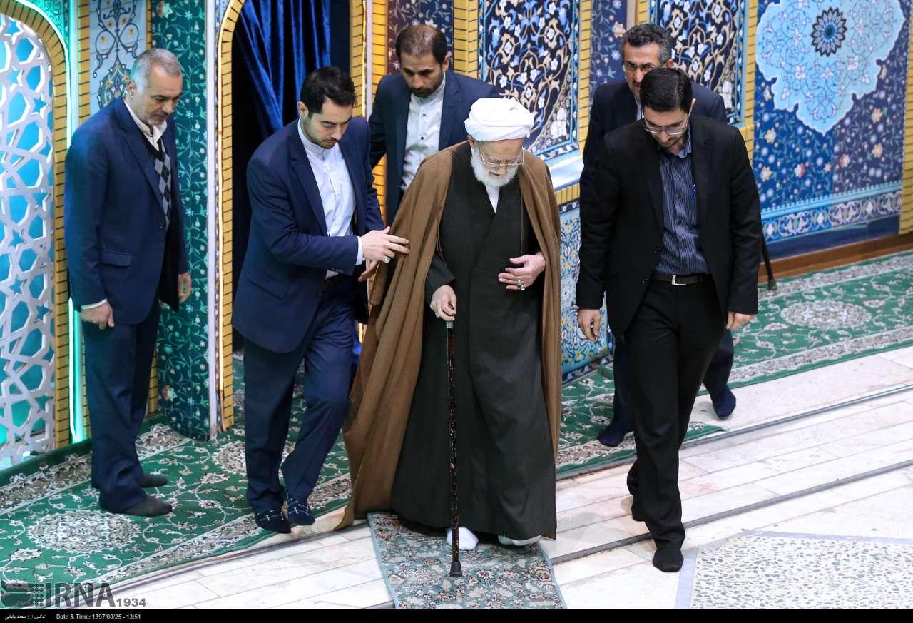 تصاویر| نماز جمعه تهران