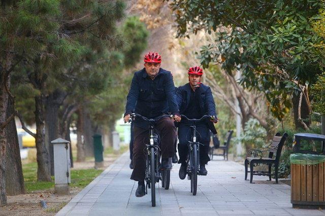 دوچرخهسواری شهردار تهران؛ خوب یا بد؟