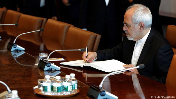 نامه ظریف به سازمان ملل: آمریکا مسئول عواقب خطرناک ماجراجویی علیه سپاه است