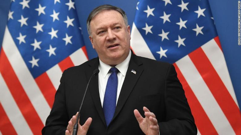 پمپئو: آمریکا همواره در کنار مردم ایران میماند| میخواهیم ماهیت جمهوری اسلامی ایران را تغییر دهیم!
