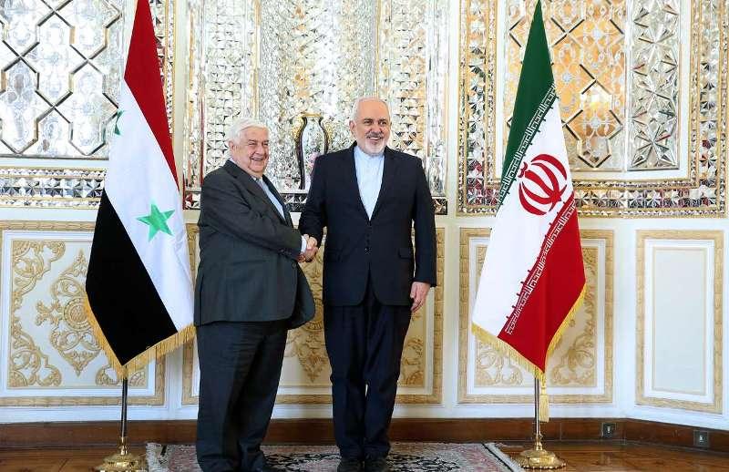 سفر ظریف به دمشق و دیدار با بشار اسد| ایران در سوریه به دنبال چیست؟