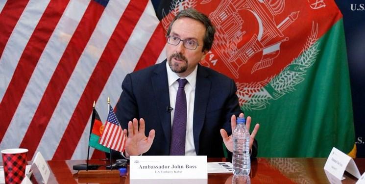 سفیر آمریکا در افغانستان استعفا داد
