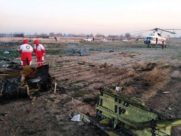 پیام وزیر راهوشهرسازی درباره شناسایی علت سقوط هواپیمای اوکراینی