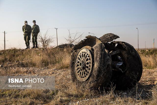 تکذیب ادعای اصابت موشک به هواپیمای اوکراینی
