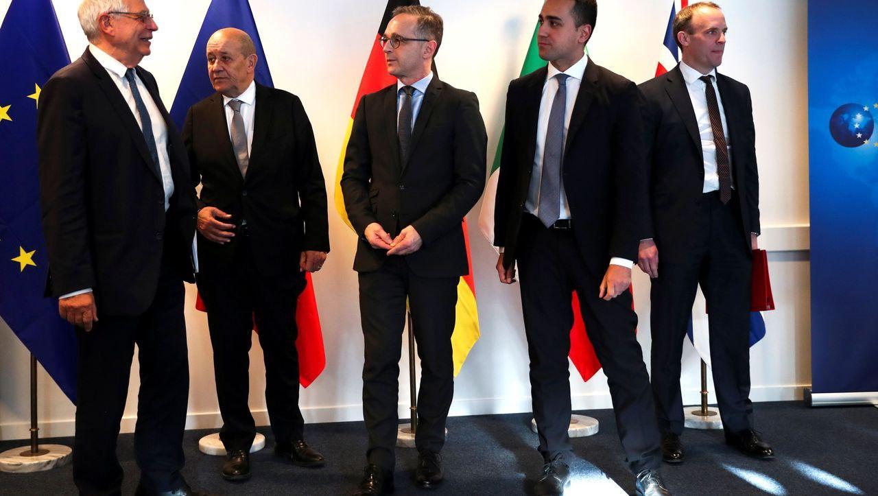 ترامپ اروپاییها را برای فعالسازی مکانیسم ماشه برجام تحت فشار گذاشت
