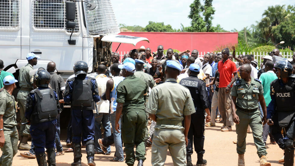 درگیری مسلحانه در پایتخت آفریقای مرکزی/ 11 نفر کشته شدند