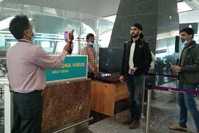 پروازهای هند به مقصد چین لغو شد