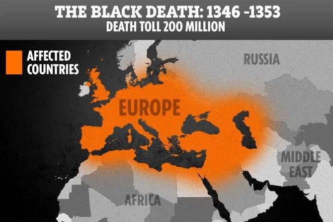از طاعون آنتونین تا مرگ سیاه؛ بدترین بیماریهای واگیردار در تاریخ جهان چه بودهاند؟