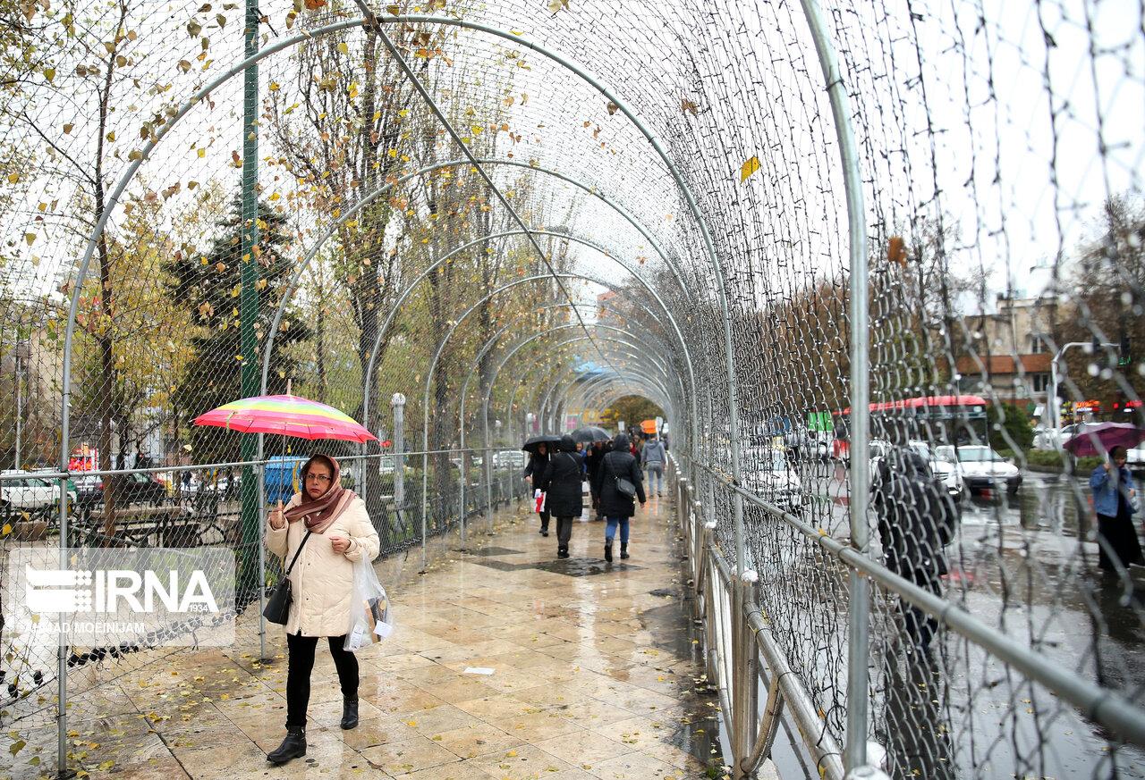 شنبه تهران برفی میشود