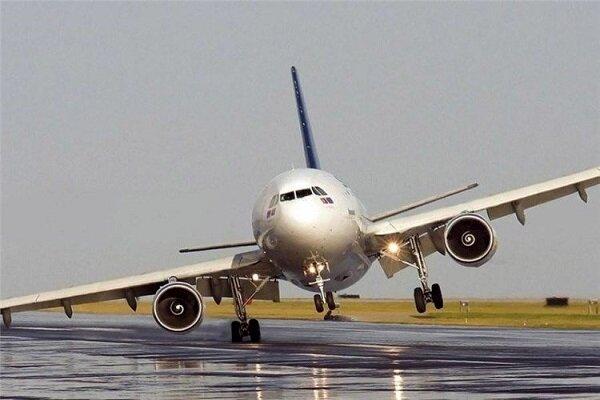 ۲هوایپمای مسافری به علت آب و هوای نامساعد تهران در یزد فرود آمدند