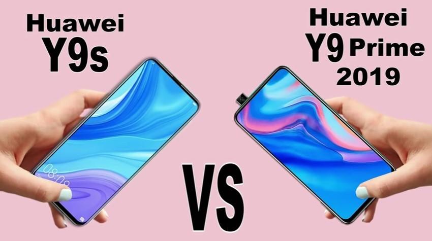 تفاوتها و شباهتها در یک قاب؛ مقایسه قابلیتهای Huawei Y9 Prime 2019 و Huawei Y9S