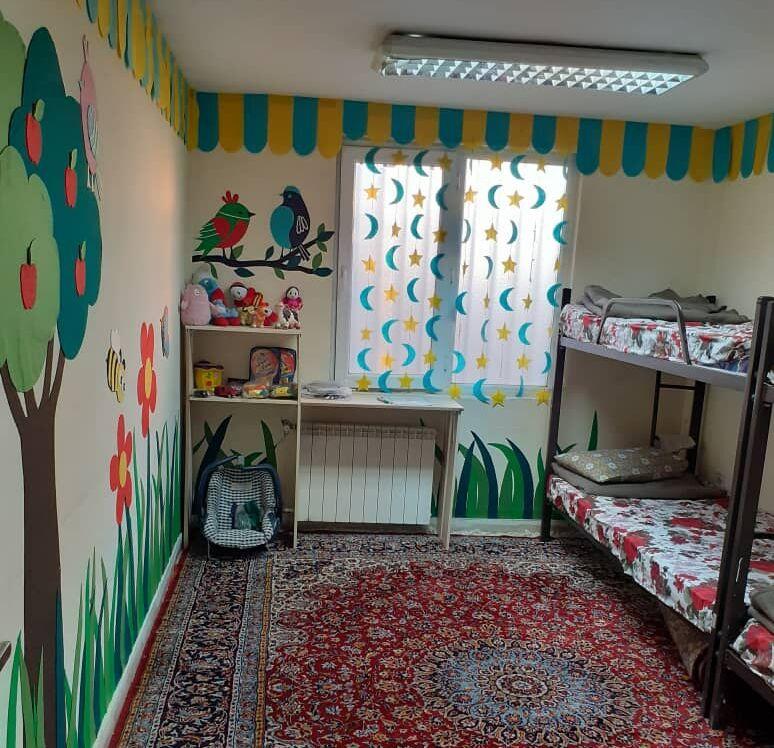 اتاق «پدر و فرزند» در گرمخانه پایتخت راهاندازی شد