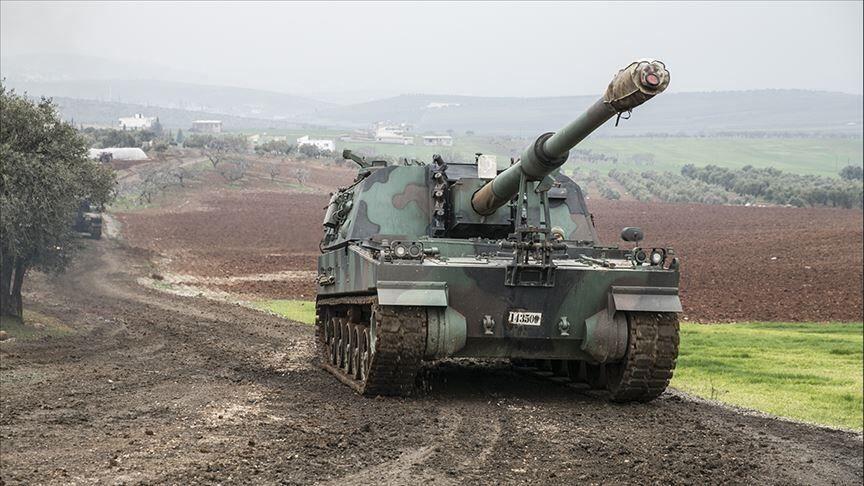 تشدید تنشها میان ترکیه و سوریه/ ارسال تجهیزات جنگی جدید ترکیه به ادلب