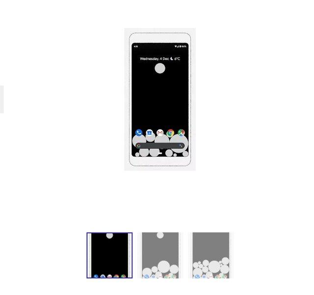 کار با تلفن همراه در داخل پاکت