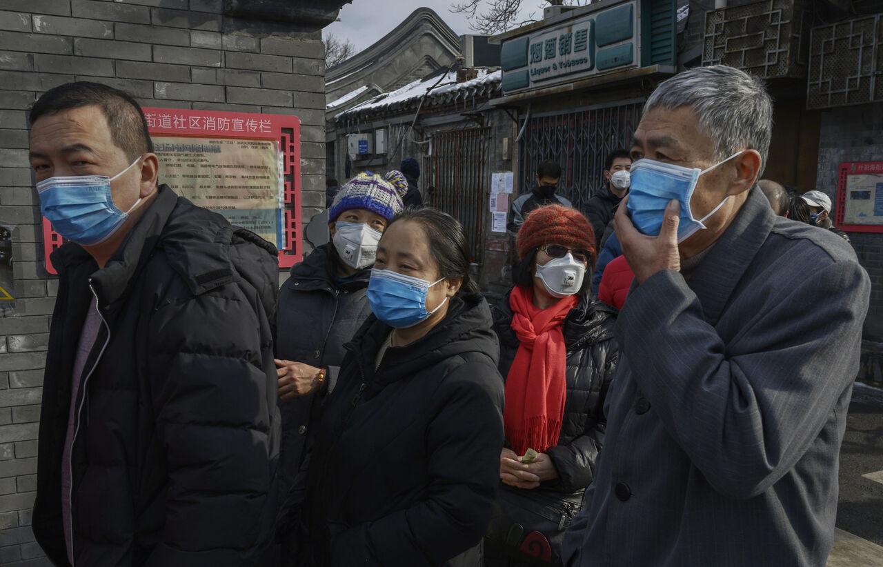 آمار قربانیان کرونا در چین به ۹۰۸ نفر رسید