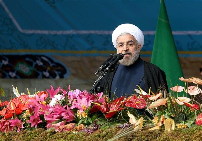 رییس جمهوری: اگر رژیم فاسد گذشته به مردم اجازه انتخاب میداد، نیازی به انقلاب نبود