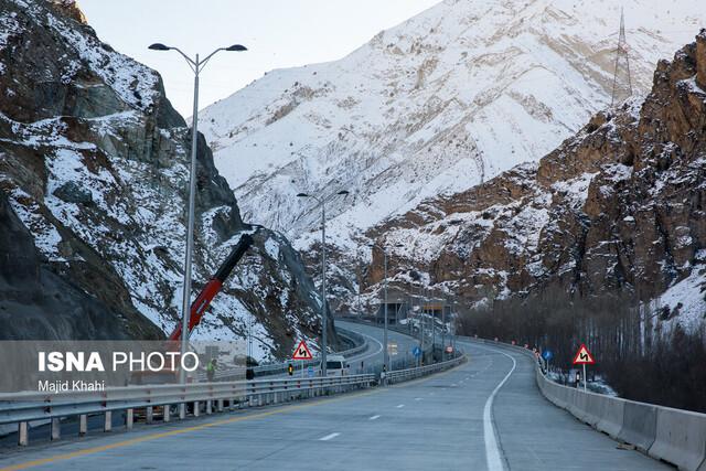 آغاز تردد آزمایشی آزادراه تهران شمال/ عوارض آزادراه زیر 50 هزار تومان است!