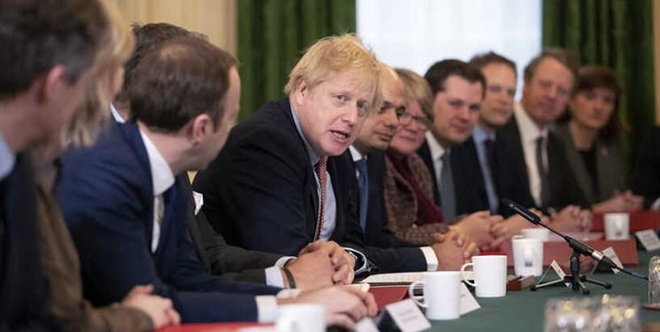 خانه تکانی در دولت انگلیس