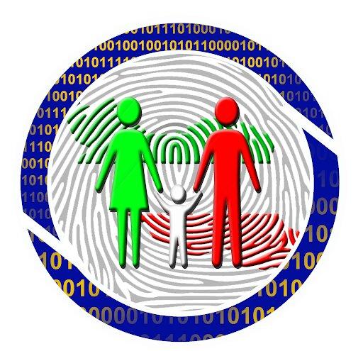 چرا نماد ثبت احوال نشان از تک فرزندی دارد؟