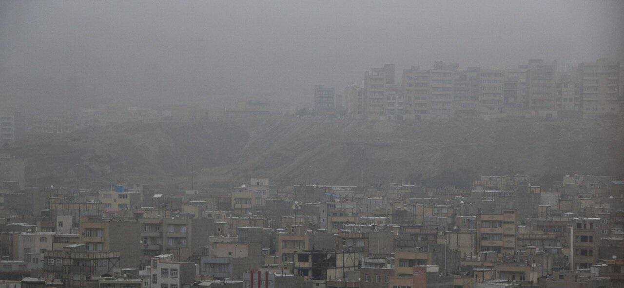 هوای ۶ شهر ناسالم است