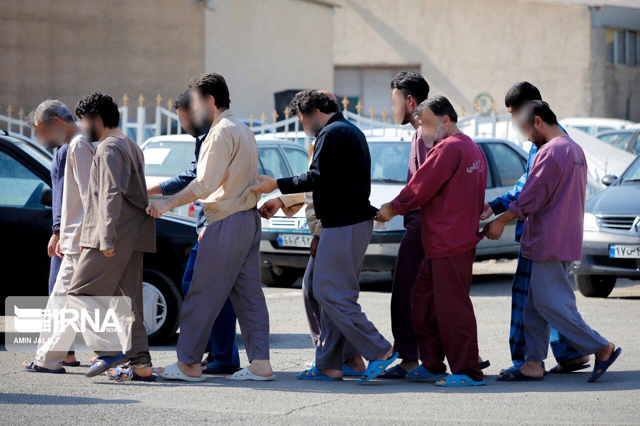 11 نفر در ماهشهر دستگیر شدند