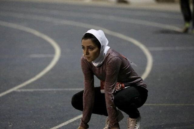 سلطانیفر خطاب به فرزانه فصیحی: با خیال راحت به دنبال کسب سهمیه المپیک باشید