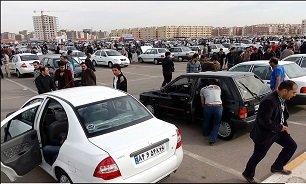 تخته گاز قیمت خودروها در بازار راکد/۲۰۰۸ به ۴۰۰ میلیون رسید