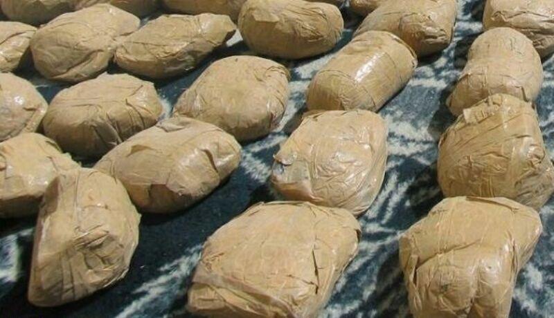 ۲۳۰ کیلوگرم تریاک در یزد کشف شد