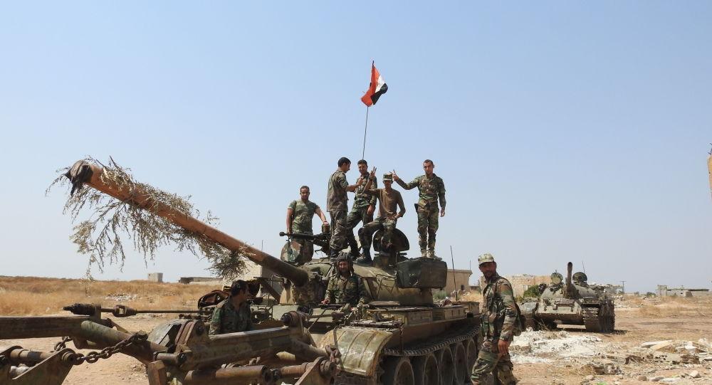 ارتش سوریه «خانطومان» را آزاد کرد