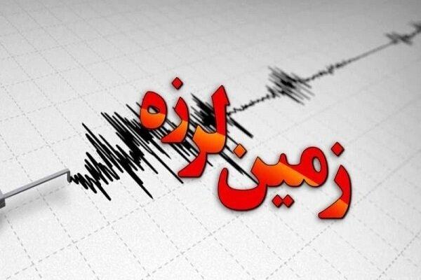 زلزله ۵ شهر آذربایجان غربی را لرزاند
