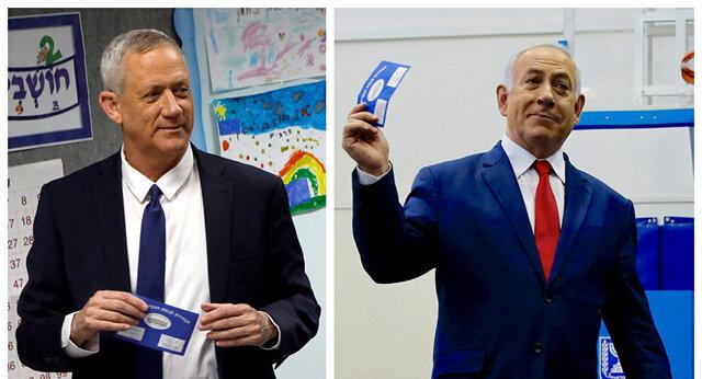 پیروزی نتانیاهو در انتخابات اسرائیل بدون کسب اکثریت