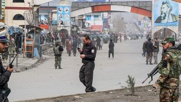 حمله مرگبار در کابل/ 50 نفر کشته و زخمی شدند