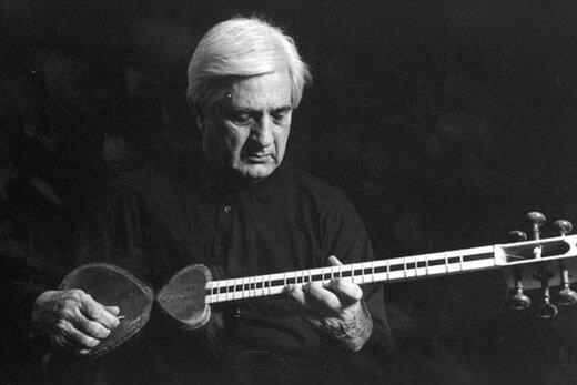 هوشنگ ظریف هنرمند پیشکسوت موسیقی دار فانی را وداع گفت