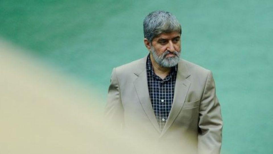 اطلاعیه علی مطهری در مورد یکی از کاندیداهای انتخابات