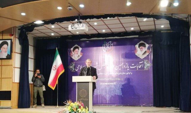 توضیحات لاریجانی درباره اقدامات استانداری قم برای مقابله با کرونا