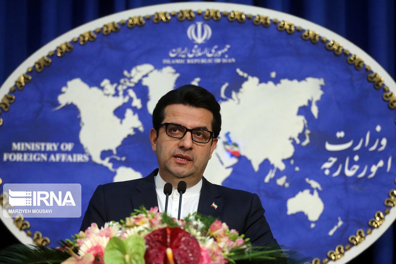 سخنگوی وزارت امور خارجه: عربستان سعودی از سیاسی کردن بیماری کرونا اجتناب ورزد