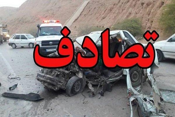 حادثه رانندگی در آذربایجان شرقی/ سه نفر کشته شدند