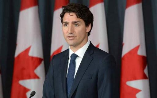 نخستوزیر کانادا قرنطینه شد