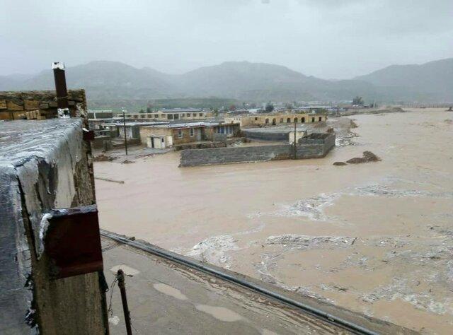 آخرین وضعیت سیل در لرستان/ طغیان رودخانهها در ۴۸ ساعت آینده به حداقل می رسد