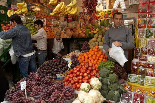 گوجهفرنگی و خیار رکورددار کاهش قیمت شدند