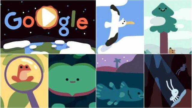 تغییر لوگوی گوگل به مناسبت