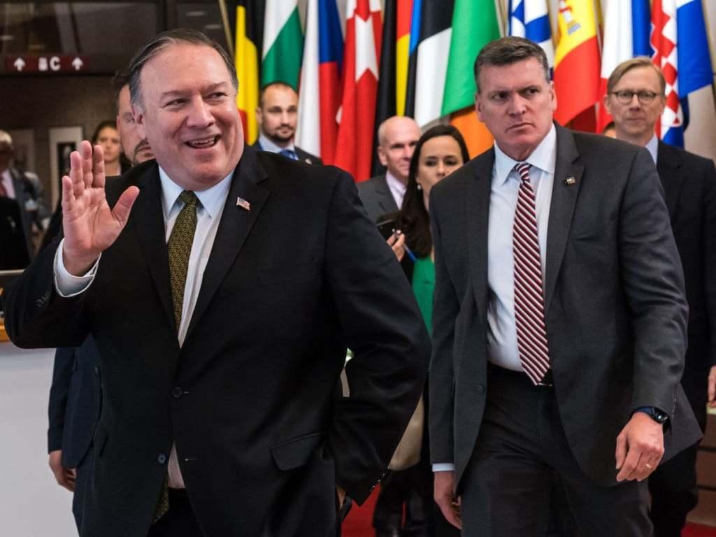 خشم رهبران اتحادیه اروپا از اقدام ترامپ درباره ایران و هشدار به آمریکا درباره اقدام نظامی علیه ایران