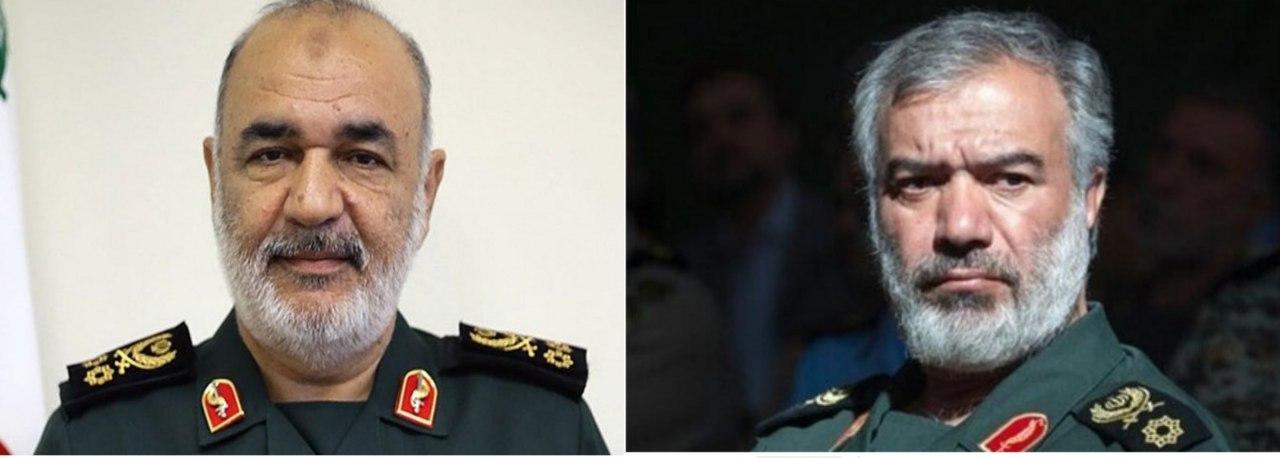 مروری بر تغییرات مهم سپاه