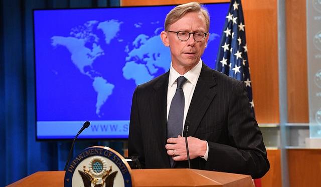 برایان هوک: برای مذاکره با ایران مشکلی نداریم/ میخواهیم ایران به یک کشور عادی تبدیل شود