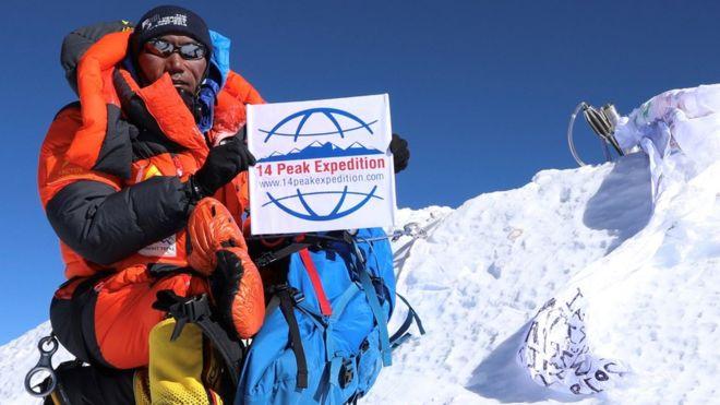 رکورد فتح قله اورست شکسته شد