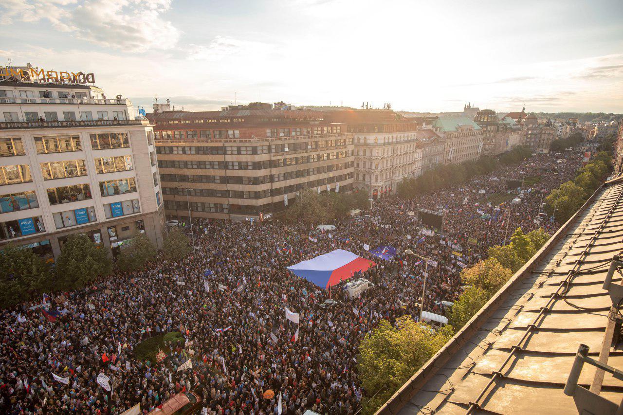 خشم مردم جمهوری چک از انتصاب جنجالی وزیر دادگستری