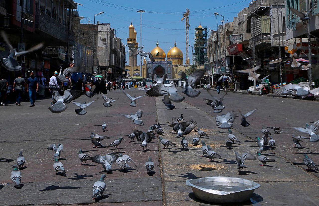 تاثیر تحریمهای ایران در مغازههای عراق؛ کاهش خرید زائران ایرانی از مغازه داران عراقی