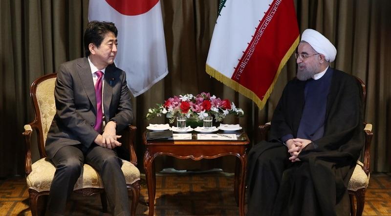 شروط ایران برای موفقیتآمیز بودن سفر نخست وزیر ژاپن؛ تلاش برای بازگشت آمریکا به برجام و رفع تحریمها