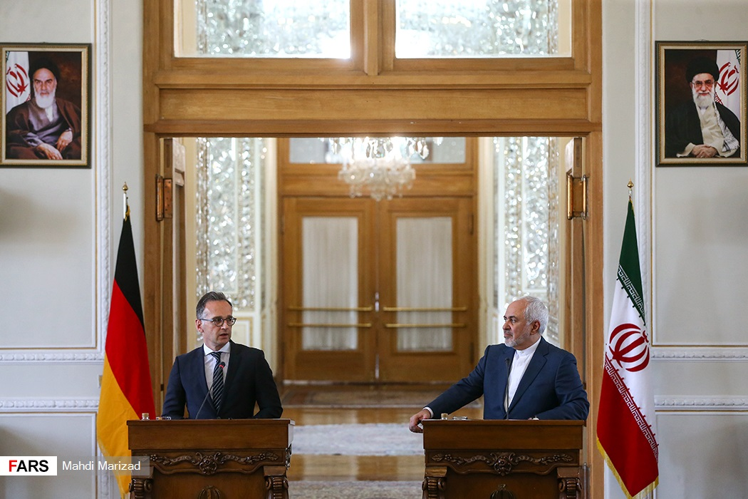 رایزنی برجامی وزرای خارجه ایران و آلمان در تهران