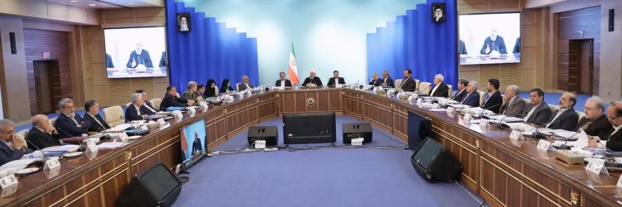 روحانی: در برجام کسی نمیتواند به ایران ایراد بگیرد| تحریمها و فشار آمریکا علیه ملت ایران، از این به بعد تخلیه خواهد شد